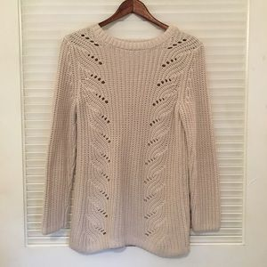 Gap Maternity Cable Knit Sweater